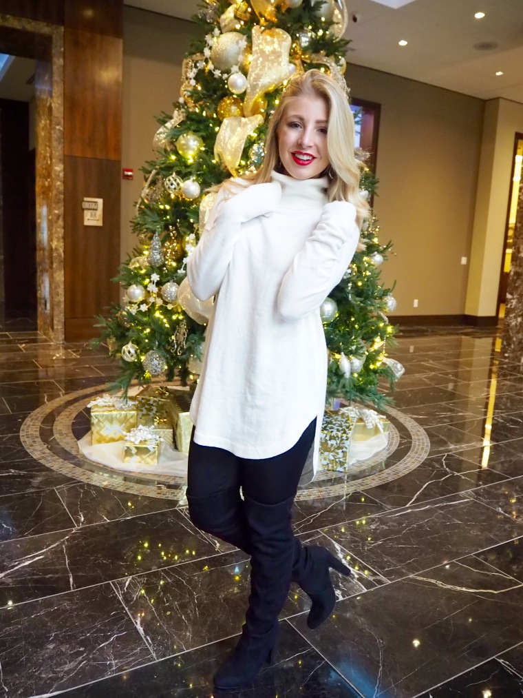 Four Christmas's Outfit