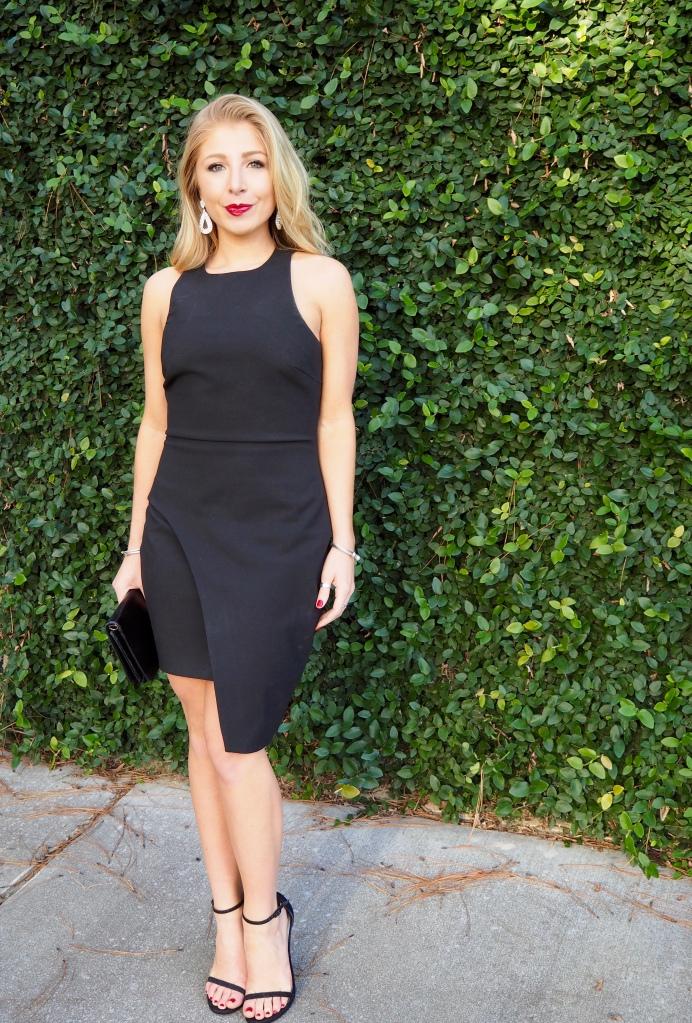 Sexy Little Black NYE Dress