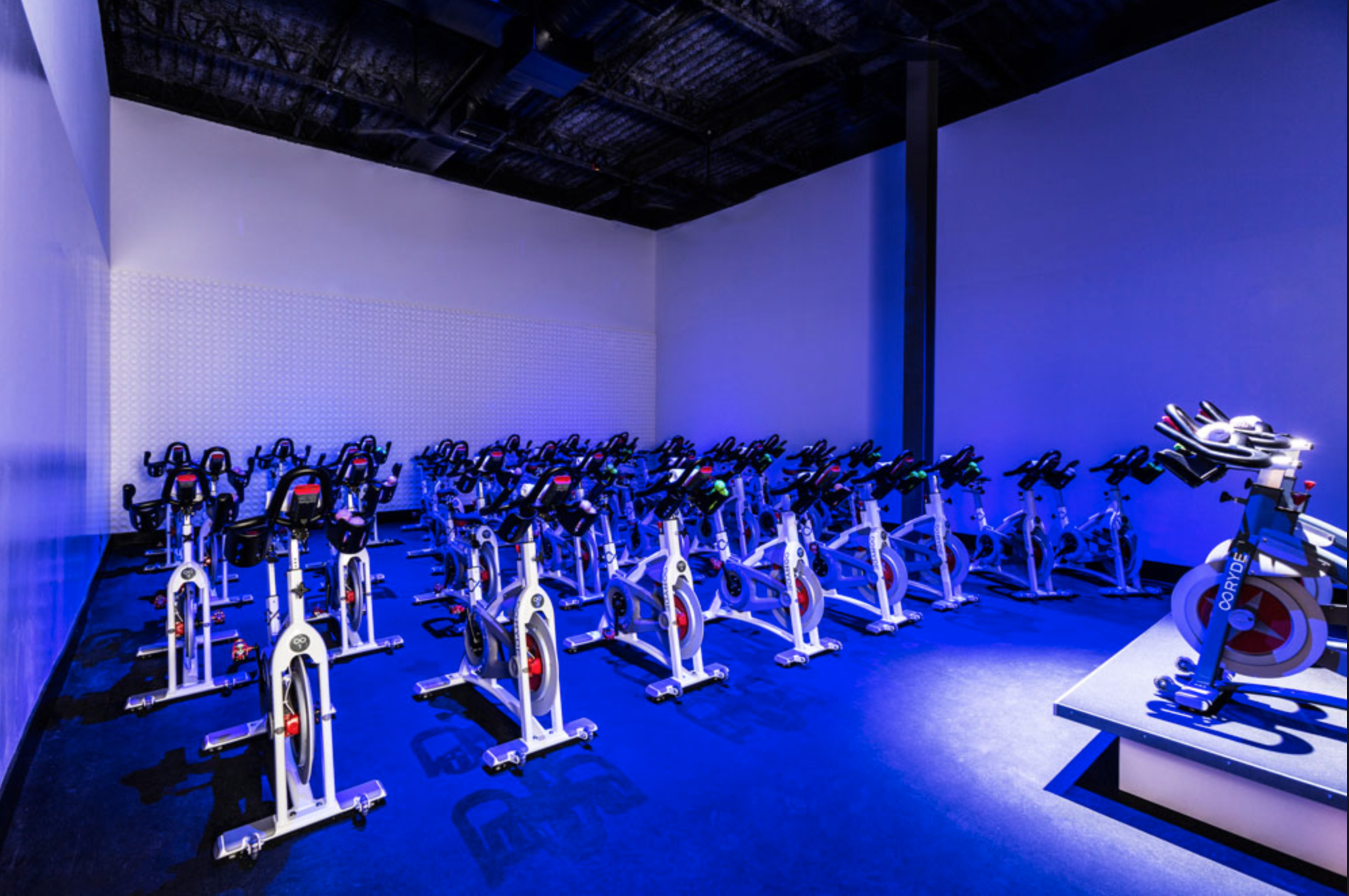 RYDE INDOOR CYCLING HOUSTON