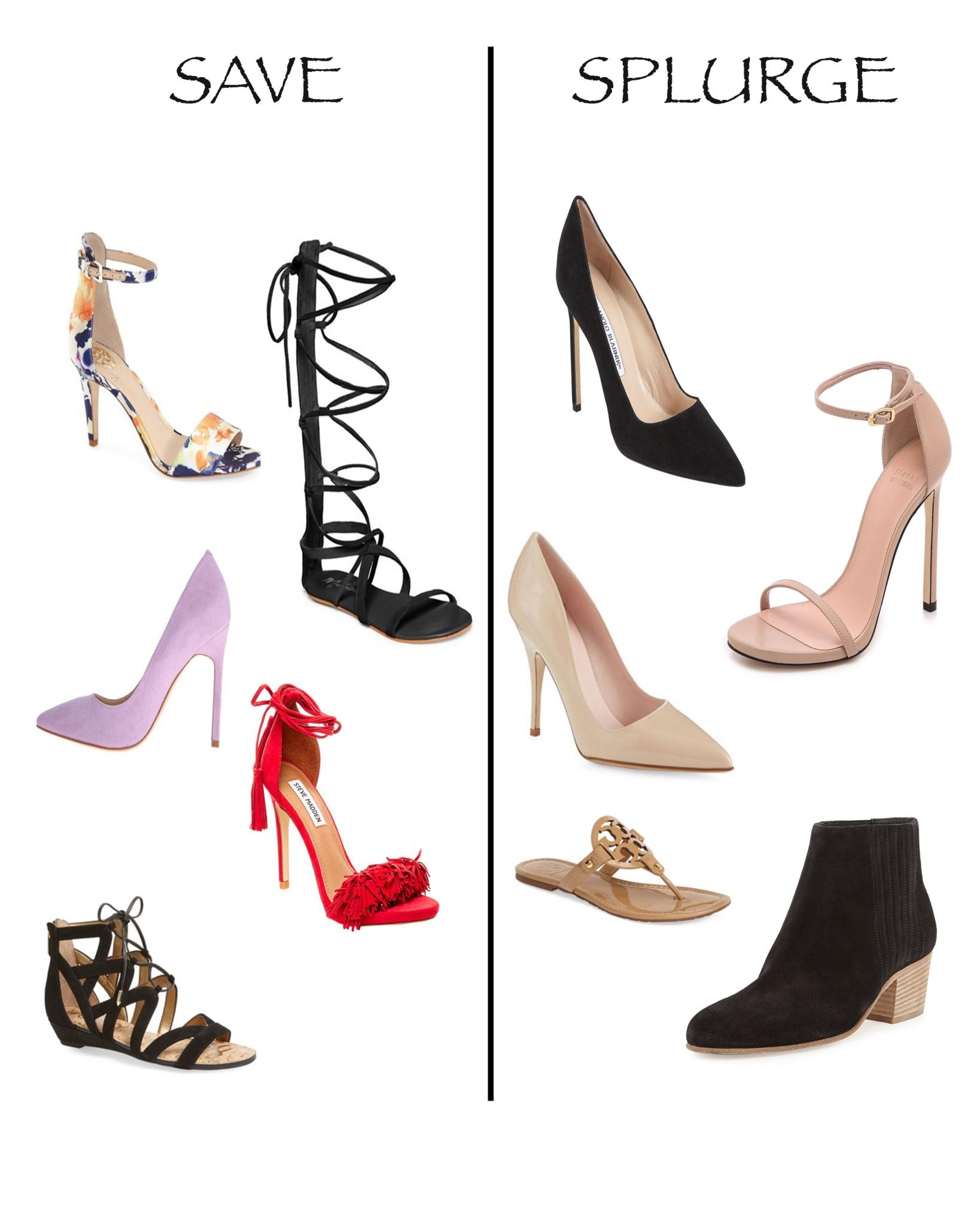 save slurge shoes