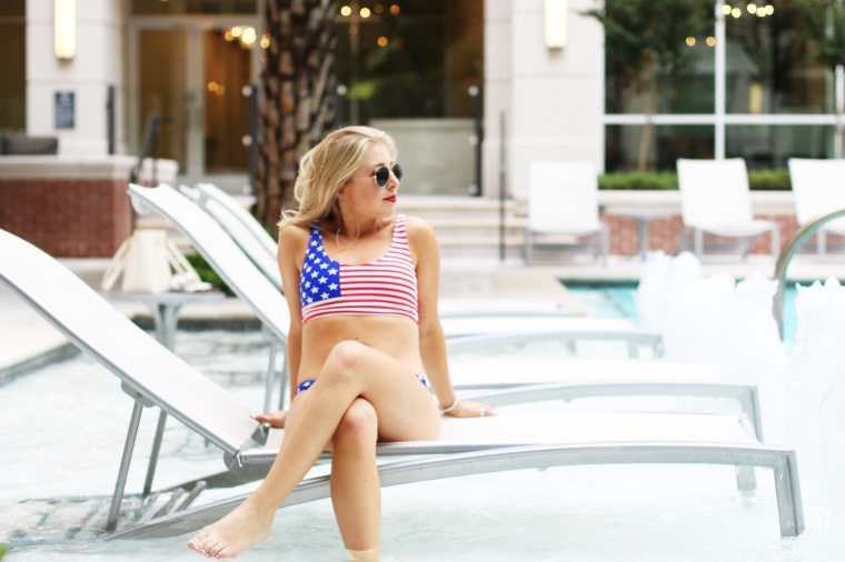 4th of July Swimsuit Target