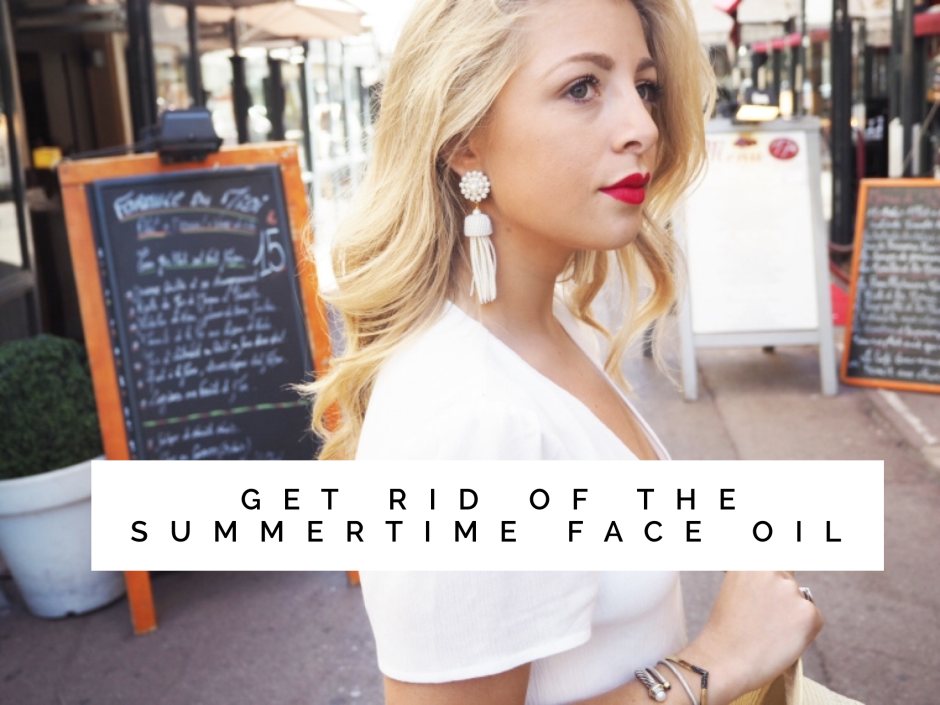 How To Get Rid Of Face Oil