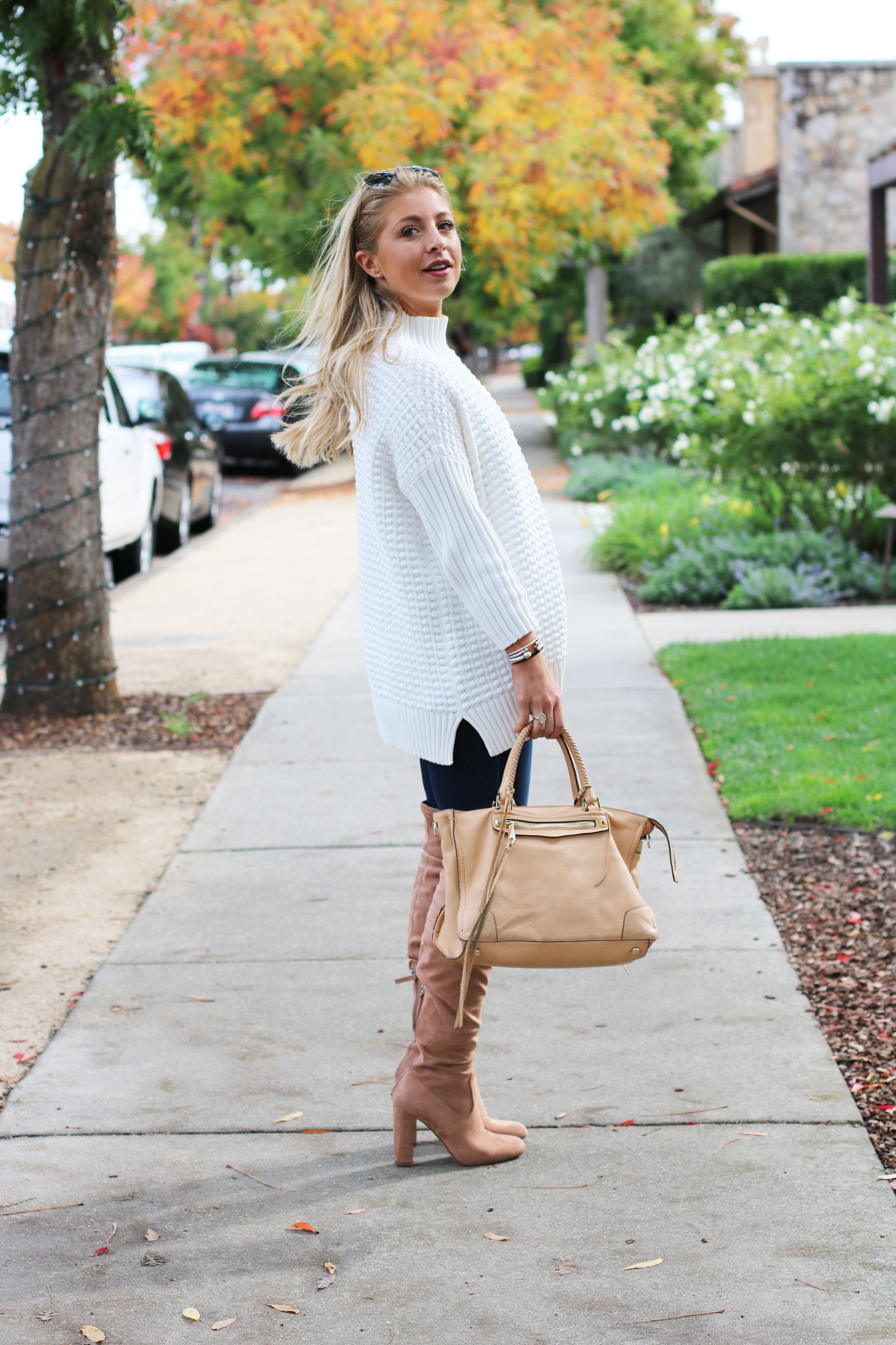 french connection fall look