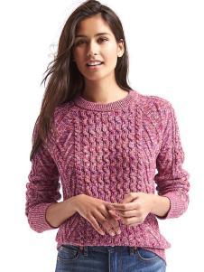 wavy-vable-knit-sweater