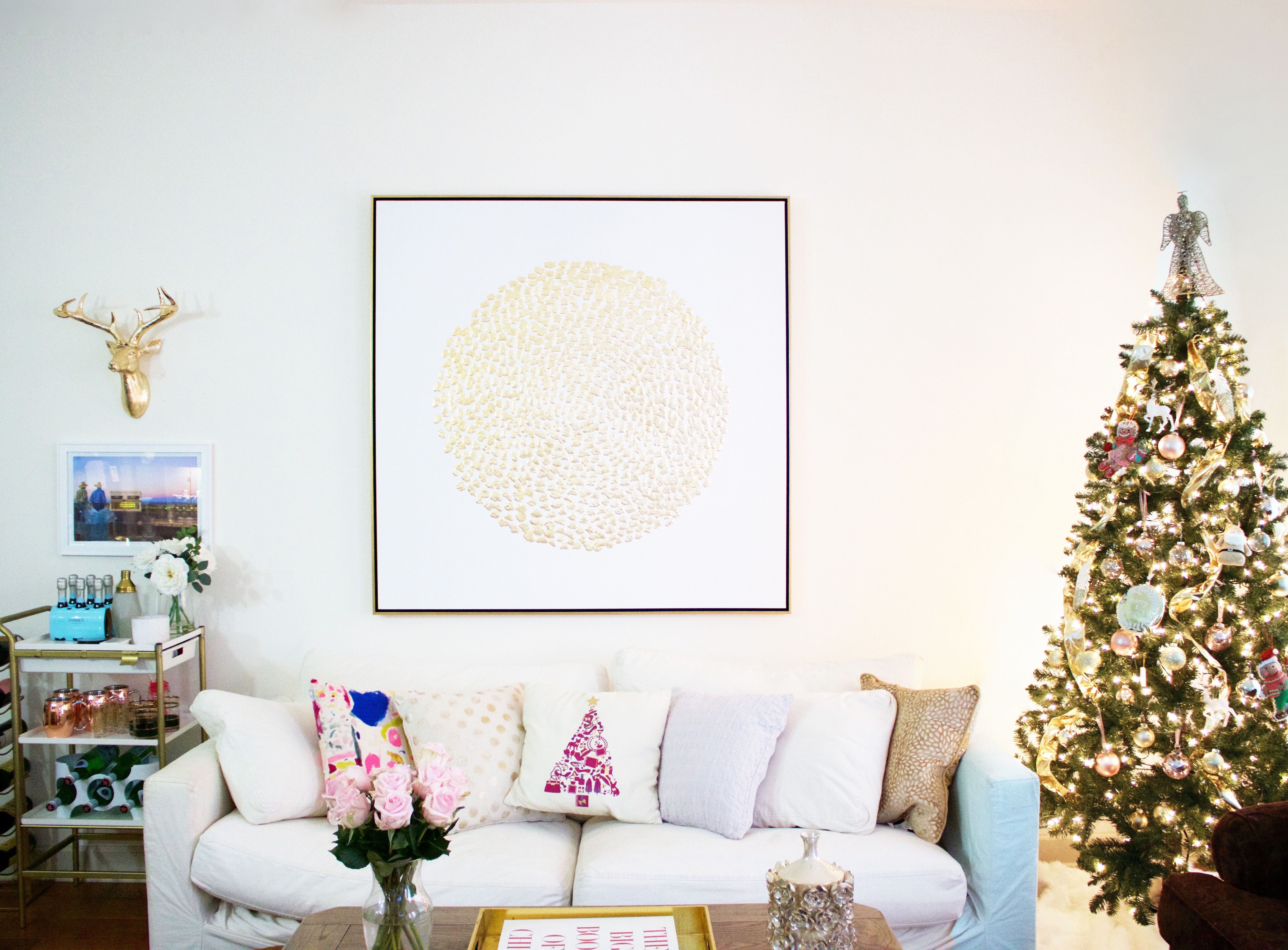 Christmas decor easy tips for decorating your own home - Decorate your own house ...