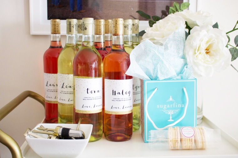 How To Ask Your Bridesmaids To Be In Your Bridal Party